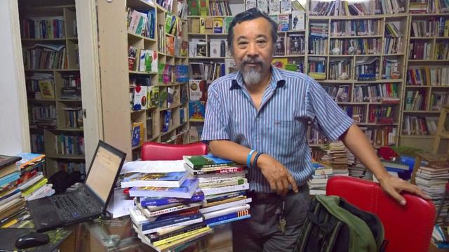 Nhà văn, dịch giả Đỗ Ngọc Việt Dũng. (Ảnh do nhân vật cung cấp).