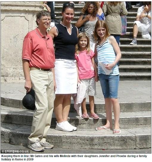 Vợ chồng Bill Gates đọc sách gì cho con cái nghe? - ảnh 1