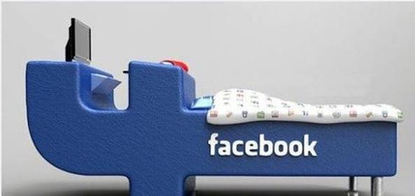 Ăn ngủ đều Facebook