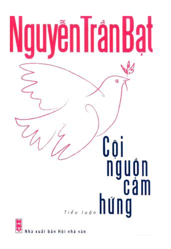 Cội nguồn cảm hứng - Nguyễn Trần Bạt