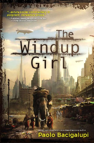 wind up girl