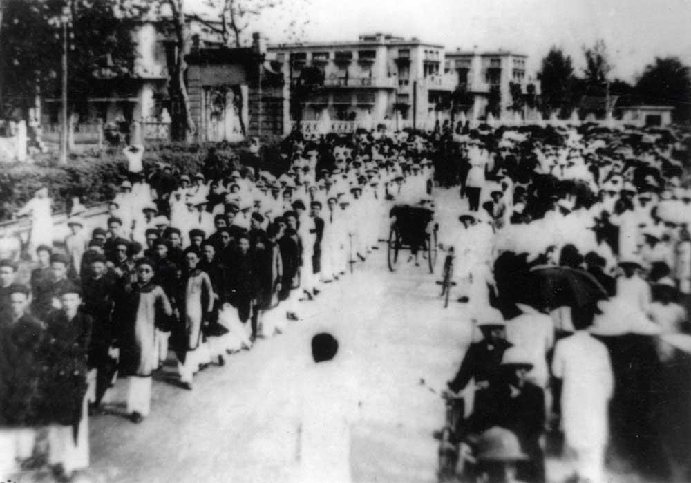 Nguyễn Văn Vĩnh, thực dân, báo chí, học giả