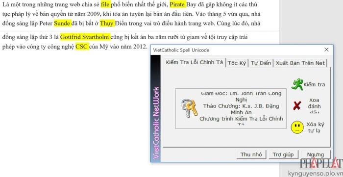 2 phần mềm kiểm tra chính tả tiếng Việt - Ảnh 5