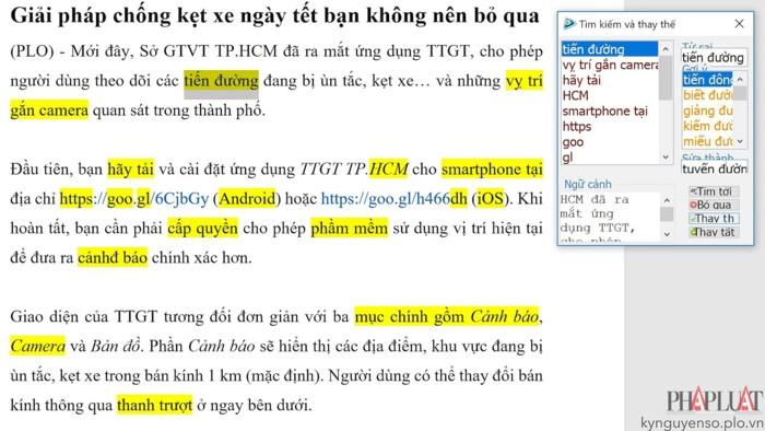 2 phần mềm kiểm tra chính tả tiếng Việt - Ảnh 4