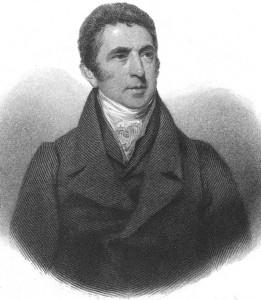 Sir John Barrow (Nguồn ảnh:libweb5.princeton.edu)