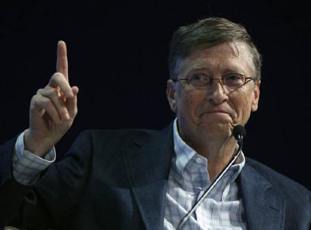 Tỷ phú Bill Gates. (Ảnh:Reuters)