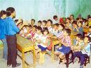Môi trường học tập làm tăng chất lượng giáo dục tiểu học?