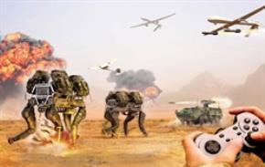 Cuộc chiến của các cỗ máy