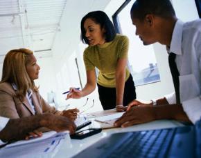 Phải chăng phụ nữ quản lý tốt hơn nam giới?