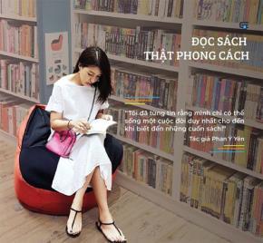 Chia sẻ về tủ sách 1500 quyển và cách đọc sách