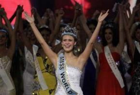 Top 5 người đẹp cuộc thi Miss World 2010