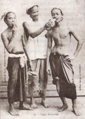 Đàn ông Việt đầu thế kỷ XX