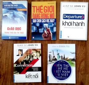 Bộ sách Lời khuyên sinh viên Việt Nam của John Vũ