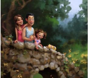 Bộ tranh định nghĩa về gia đình cực đẹp sẽ khiến bạn muốn ôm những người thân yêu của mình