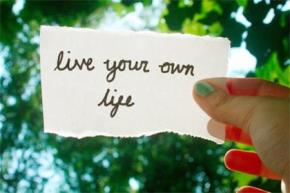Hãy lựa chọn cách sống của mình