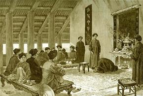 Những hình ảnh quý giá về Việt Nam trên tạp chí Pháp năm 1889