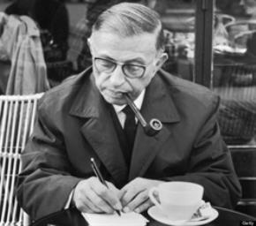 Nhà triết học Pháp Jean-Paul Sartre (1905-1980),  từng từ chối giải Nobel văn chương năm 1964