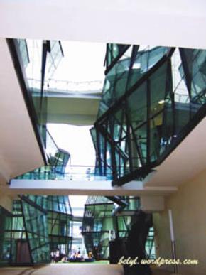 Kiến trúc theo lối hậu hiện đại