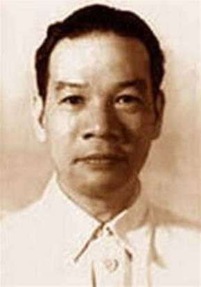 Cố Bộ trưởng Bộ Giáo dục Nguyễn Văn Huyên. Ảnh: Tư liệu