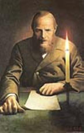Nhà văn Nga Fyodor M. Dostoyevsky (1821-1881)