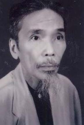 Phan Khôi - bức chân dung cuối cùng (chụp năm 1958)