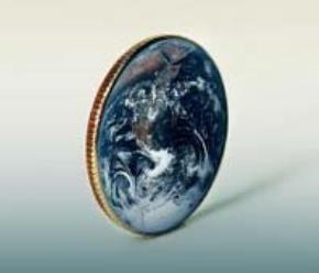 Từ tròn chuyển sang phẳng là đặc điểm lớn nhất của thời đại ngày nay, và cái đó người ta gọi là toàn cầu hóa