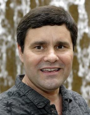 TS - Nhà nhân chủng học Chris Beard - Ảnh: AP