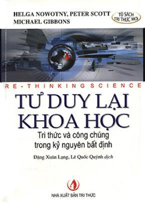 Tư duy lại khoa học