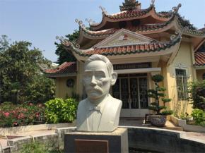 Nhà lưu niệm Phan Châu Trinh ở Tân Bình, TP.HCM