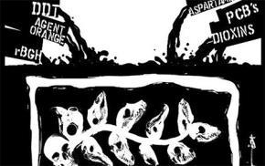 Monsanto Dirty Dozen: Một tá sản phẩm khủng khiếp nhất của Monsanto