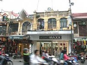 Một trường học yêu nước đầu tiên ở Hà Nội