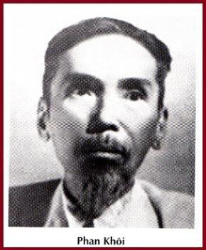 Vinh danh nhà văn hóa Phan Khôi tại Giải thưởng Phan Châu Trinh năm 2017
