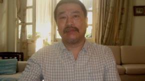 """Dịch giả Phạm Anh Tuấn, người đã nhận hai giải thưởng cho bản dịch """"Dân chủ và giáo dục"""""""