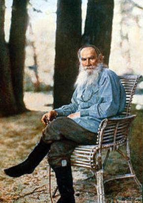 Nhà văn Leo Tolstoy và Đạo Phật