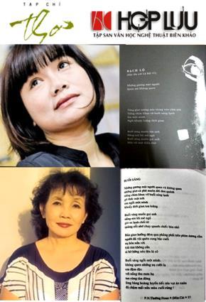 Lý do Hội Nhà văn Hà Nội rút giải thưởng của Phan Huyền Thư