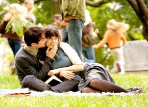 Một cảnh trong phim 500 ngày yêu