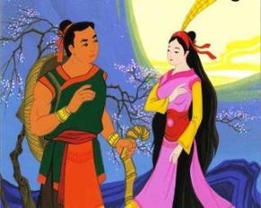 """Trong """"Tứ Bất Tử"""" có hai người là rể của Vua Hùng"""