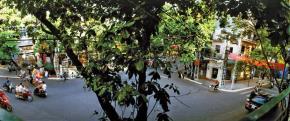 Những mảng xanh có vẻ như ngày càng hiếm ở các khu đô thị mới của TP.HCM. Ảnh: Trần Việt Đức