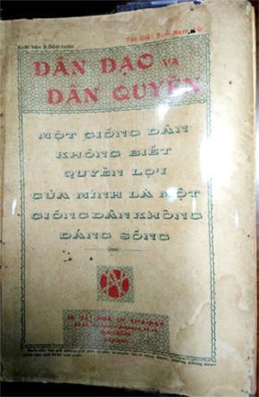 Tác phẩm của Nguyễn Văn Vĩnh năm 1925