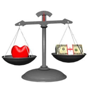 Sự vô hình hệ trọng giữa những đồng tiền