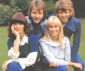Bài hát tiên tri của ABBA