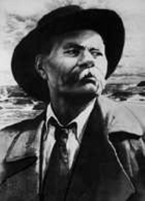 Maksym Gorki (1868-1936)