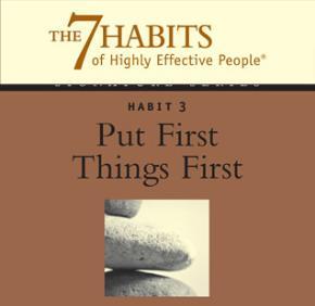 5 phút giới thiệu thói quen thứ 3 để thành đạt của Stephen R. Covey