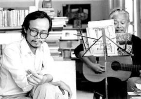 Bài thơ từ tên 63 ca khúc của Trịnh Công Sơn gây xôn xao