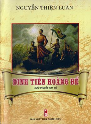 Ra mắt 3 tiểu thuyết lịch sử của Nguyễn Thiện Luân