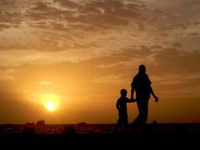 Lời căn dặn của người cha trước khi mất