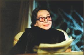 Nữ văn sĩ Marguerite Duras