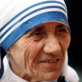 """Phỏng vấn"" Mẹ Teresa"