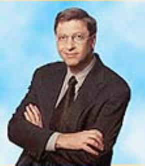 Con đường thành công của vua máy tính Bill Gates
