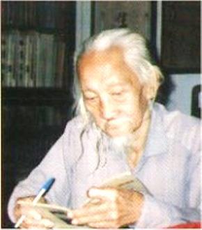 Học giả Vương Hồng Sển.